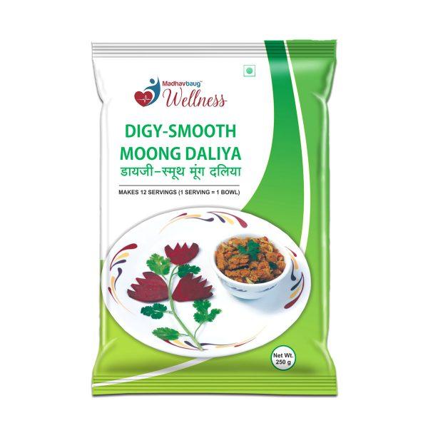 Digy Smooth Moong Daliya