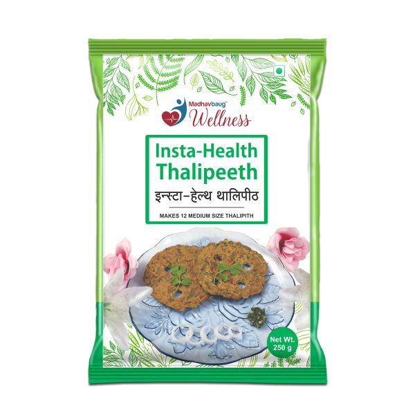 Insta Health Thalipeeth Front