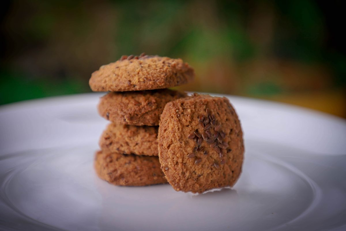 CardiFlax Cookies