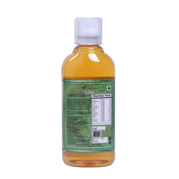 Bailey's Apple Cider Vinegar Chef_s-secret Front