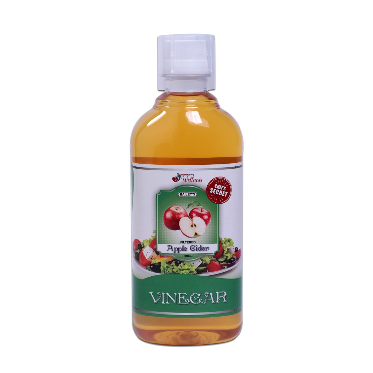 Bailey's Apple Cider Vinegar Chef_s-secret-front