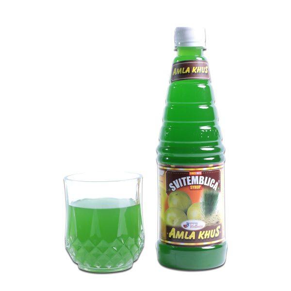 SVITEMBLICA Amala Khus Syrup