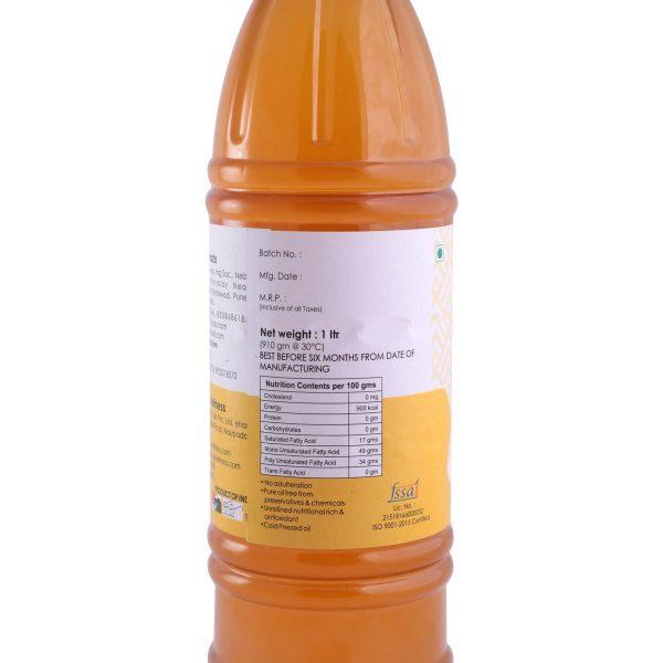Mother Touch Safflower Oil Back