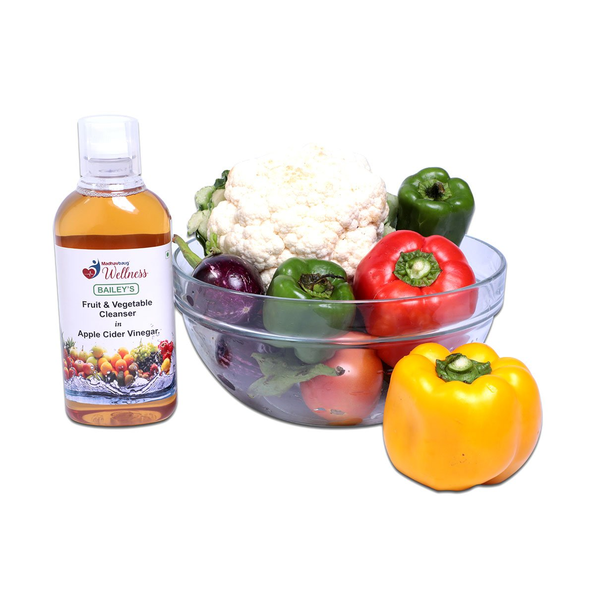 Bailey's Vegetable-cleanser