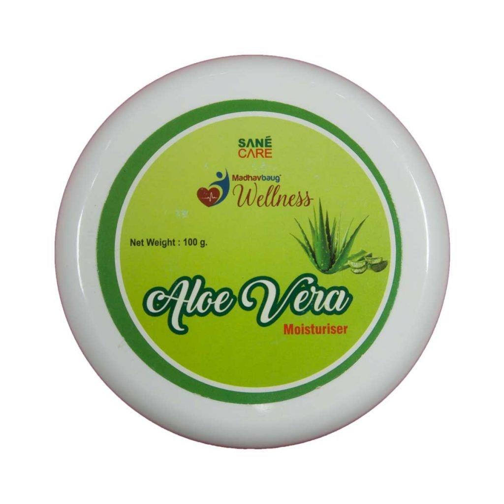 Sane Care Pearly Aloe Vera Moisturiser