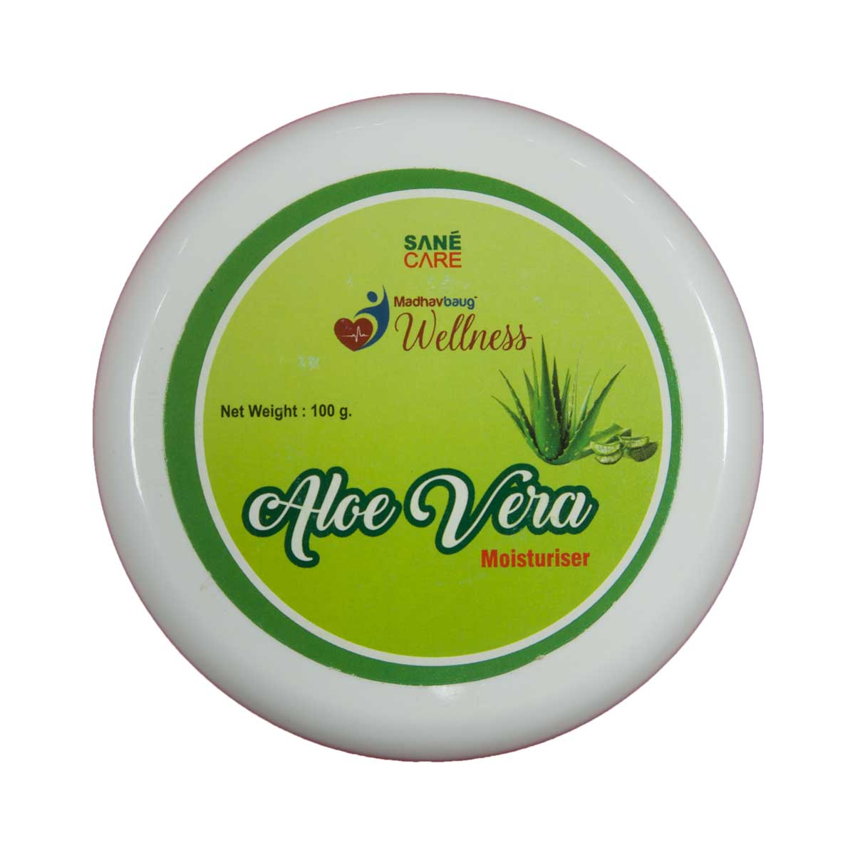 Sane Care Pearly Aloe Vera Moisturiser