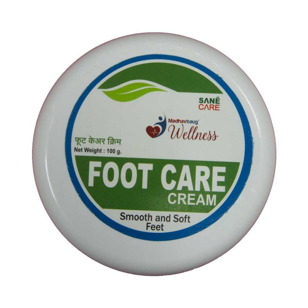 Sane Care Foot Care Cream
