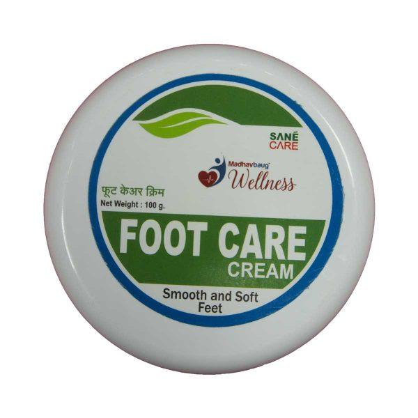 Sane Care Foot Care Cream