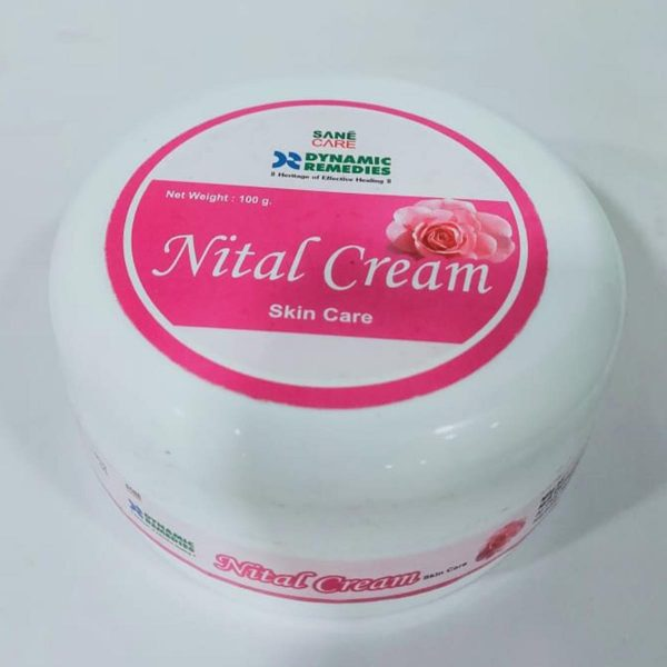 Sane Care Nital Cream Skin Care Side