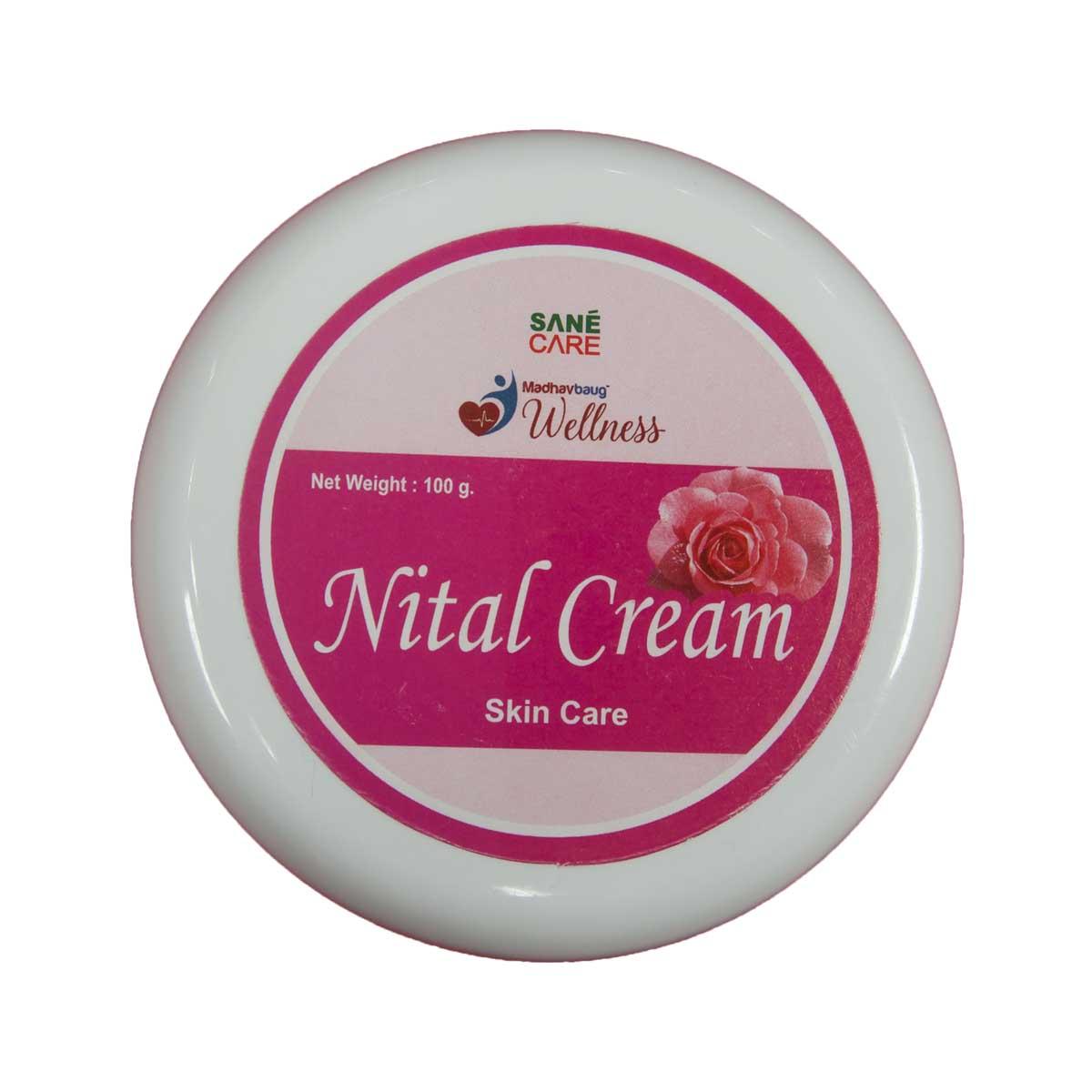 Sane Care Nital Cream Skin Care