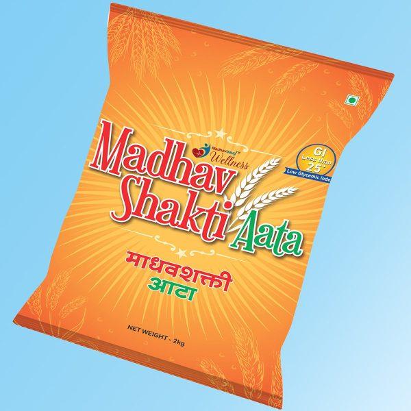 Madhav Shakti Aatta Front