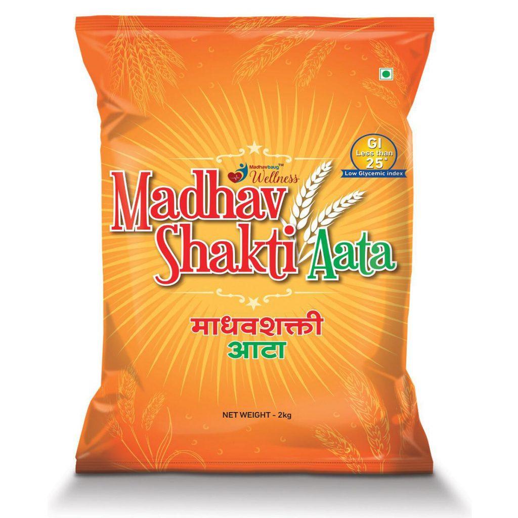 Madhav Shakti Aatta 2kg