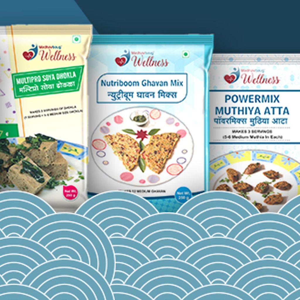 Madhavbaug Wellness Healthy Break Fast Food Pouch