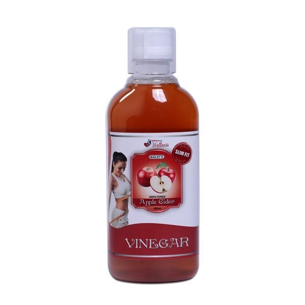 BAILEY'S APPLE CIDER VINEGAR 500 ML