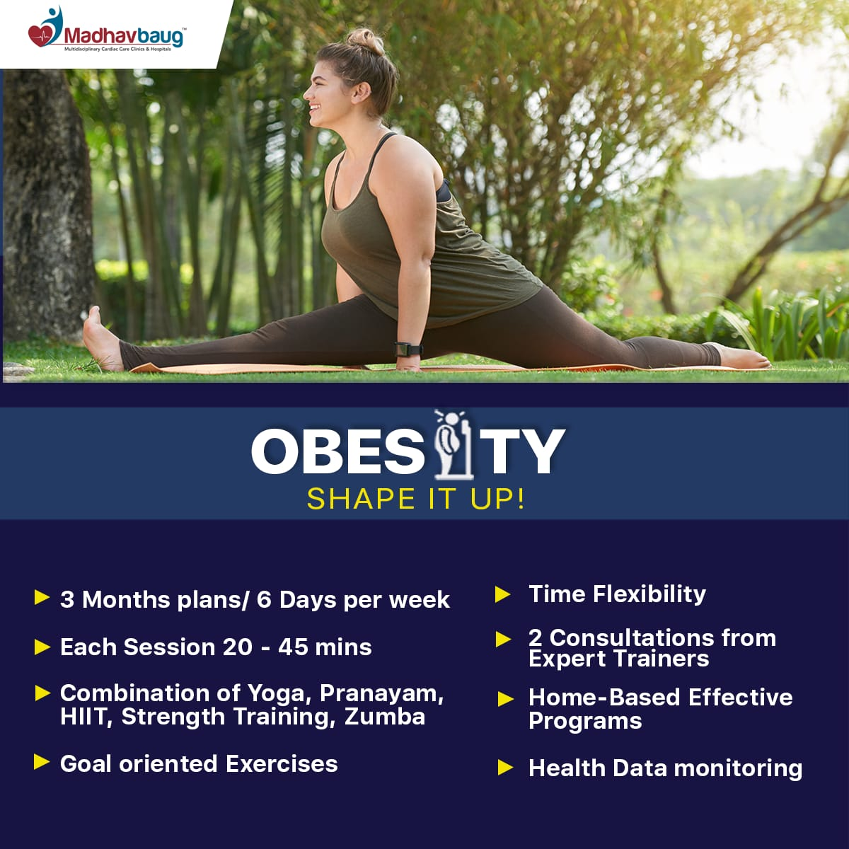 OESITY exercies Plan