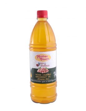 Mother Touch Groundnut Oil Front