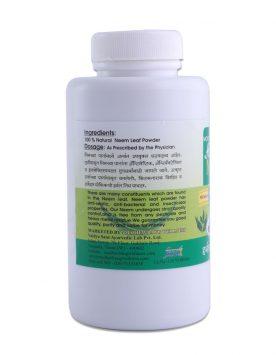 Mofic's Herbal Neem Powder Back